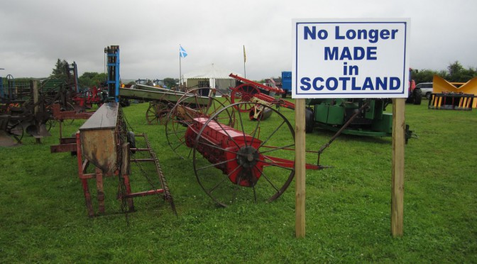 """Made in Scotland"""