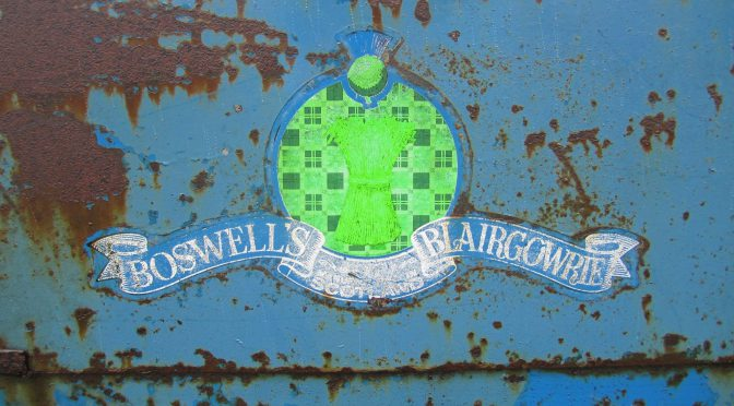 A Perthshire name among the turnip, tattie and sugar beet fields: Boswells of Blairgowrie