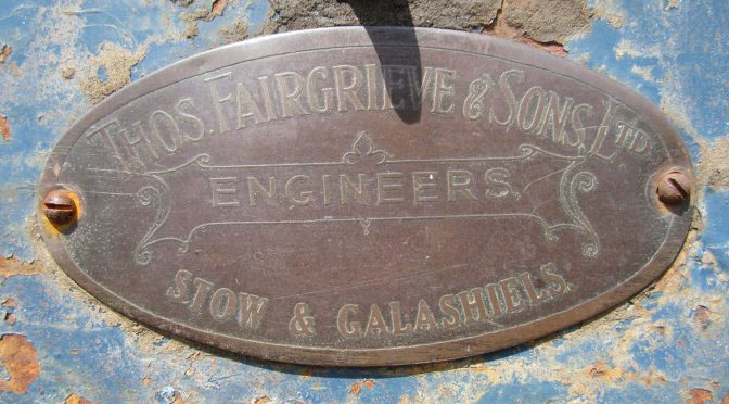 Changing with the times: Thomas Fairgrieve & Sons