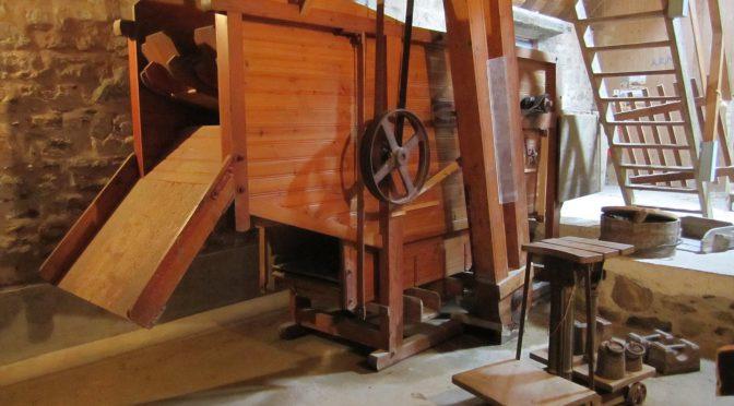 Crichton: an Aberdeenshire family of millwrights