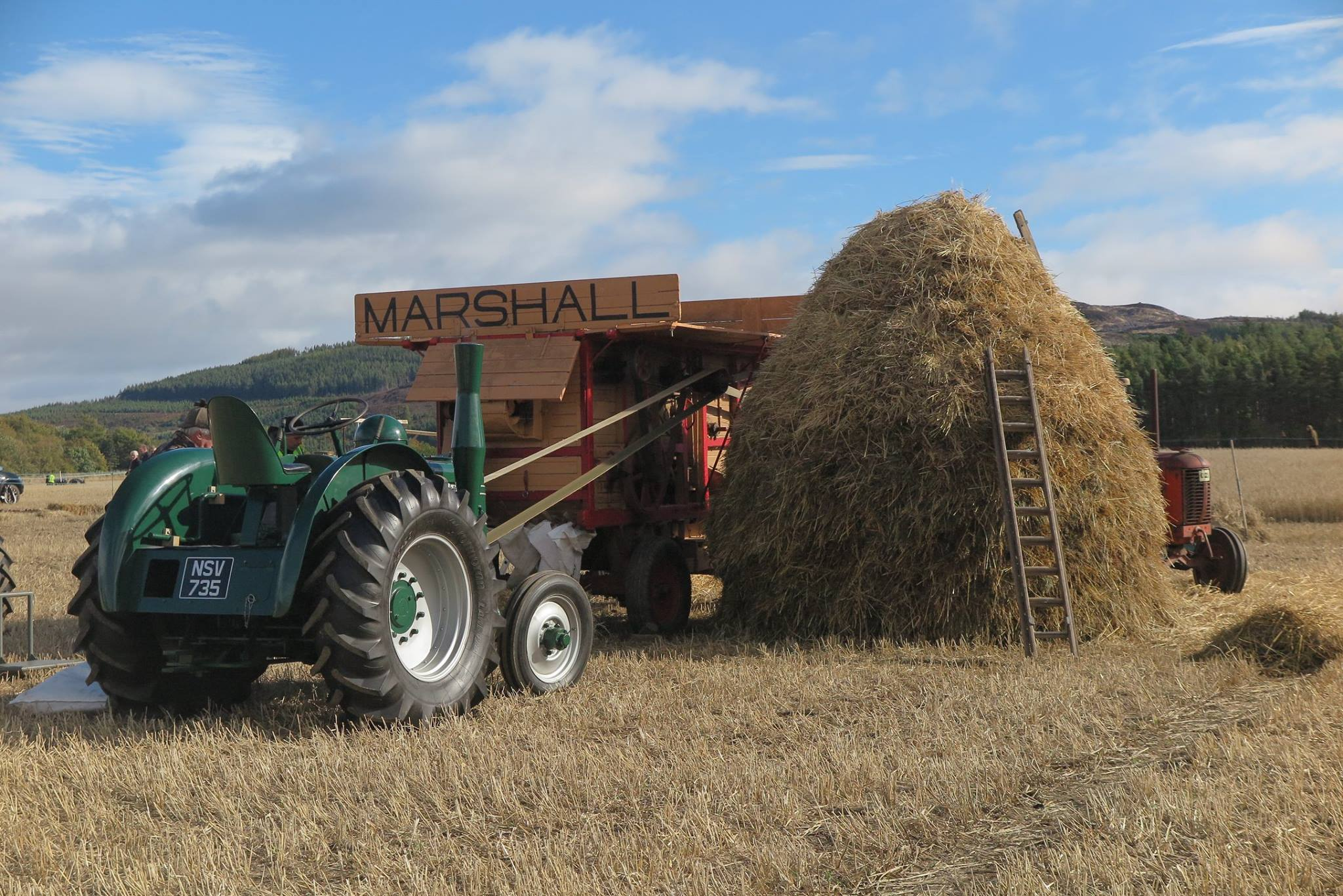 Scottish Agricultural Implement Makers Celebrating The