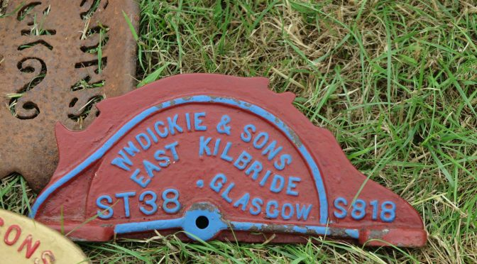 Who were the Scottish agricultural implement makers in 1964?