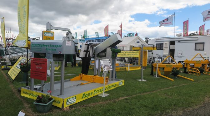 A silver medal for Pollock Farm Equipment