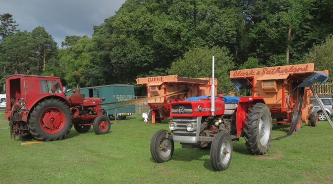 The A to Z of Scottish agricultural implement makers