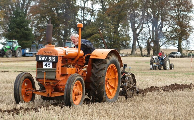 Ploughing traditions: the love darg