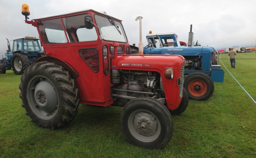 Buying a Scottish made tractor cab
